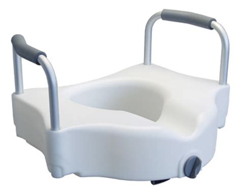 raised toilet seats for the elderly and handicapped