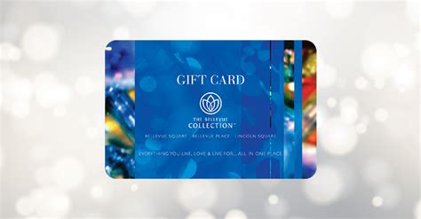 Bellevue Square Gift Card - home the bellevue collection