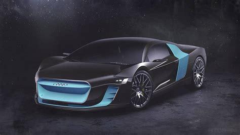audi supercar audi atom supercar concept previews a futuristic r8