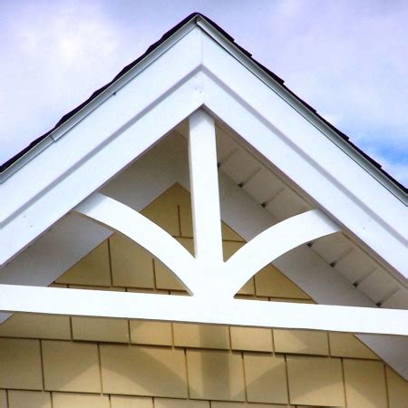decorative gable trim iron gable pediments river valley custom millwork