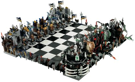 coolest chess sets 40158 pirates chess 2015 pirates brickpicker