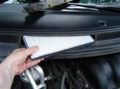How Often To Change Cabin Air Filter by Replace Cabin Air Filter
