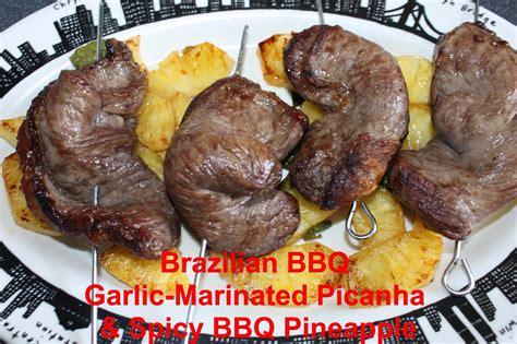 Mellow Mummy Brazilian Garlic Marinated Bbq Picanha With