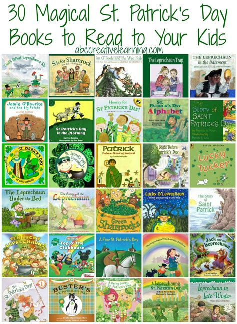 day books 30 magical st patrick s day books to read to your