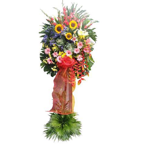 Flower Vase Stand Charlize Manila Blooms