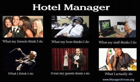 Hotel Memes - funny pictures related to hospitality industry global