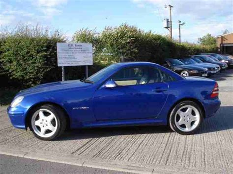 Two Door Cars For Sale by 2000 Mercedes Slk 2 Door Convertible Car For Sale