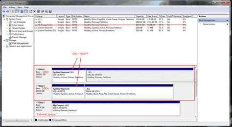 Format Hard Drive System Reserved   windows 7 two system reserved partitions after clean