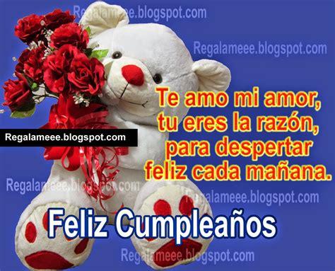 imagenes con mensajes de felis cumpleaños bonitas frases de feliz cumplea 209 os bonitos versos y