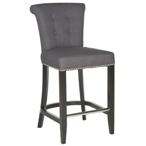 Gray Counter Stool by Picture Of Safavieh Counter Stool Grey
