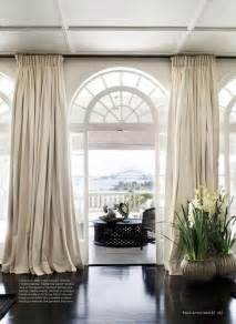 Curtains For Floor To Ceiling Windows Decor Photo By Prue Ruscoe For Vogue Living Interior Family Room Ceiling Curtains