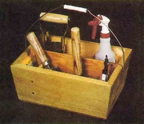 Handmade Garden Tools - a trio of handmade garden tools diy earth news