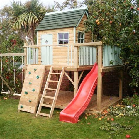 Idee Cabane Enfant by La Cabane De Jardin Pour Enfant Est Une Id 233 E Superbe Pour