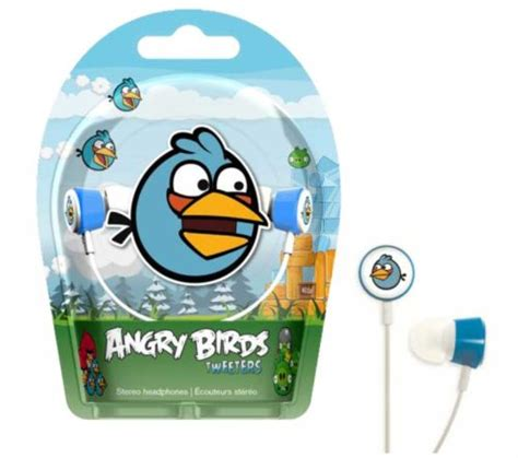 Gear4 Tweeters Earphone gear4 angry birds tweeters kopfh 246 rer enilni