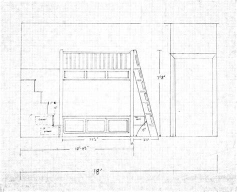 built in bunk bed dimensions built in bunk bed dimensions image mag