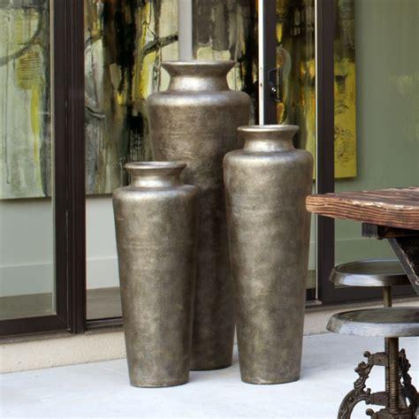 floreros monterrey monterrey silver floor vases jarrrones pinterest