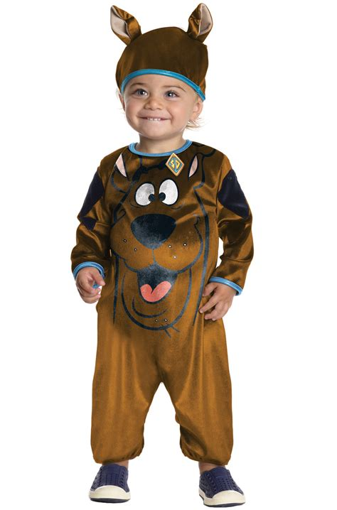 Scooby Doo Romper Costume scooby doo infant toddler costume purecostumes
