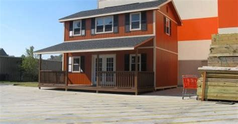 home depot house plans home depot shed i would like in it house plans pinterest tiny houses