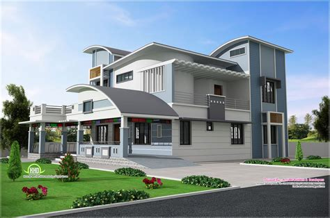 modern villa house plans unique home designs modern villa house modern house