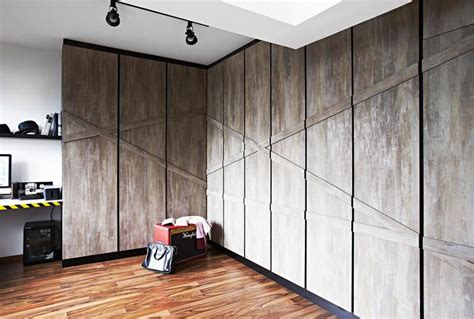 industrial hdb home   minimalist slant dreampm