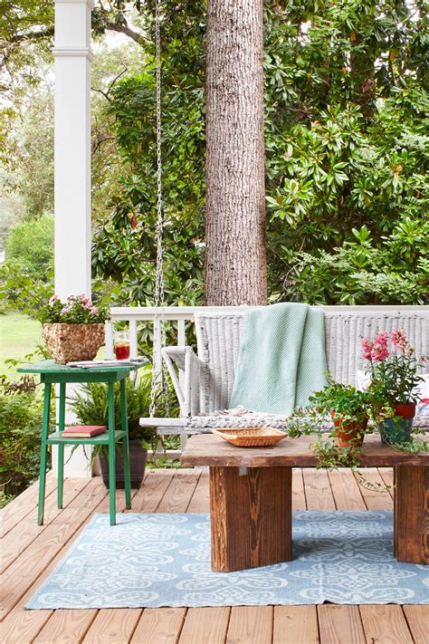 outdoor patio decor ideas 30 best rustic spring porch decor ideas and designs for 2018