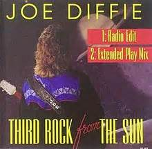 Joe Diffie In Own Backyard by Third Rock From The Sun Song