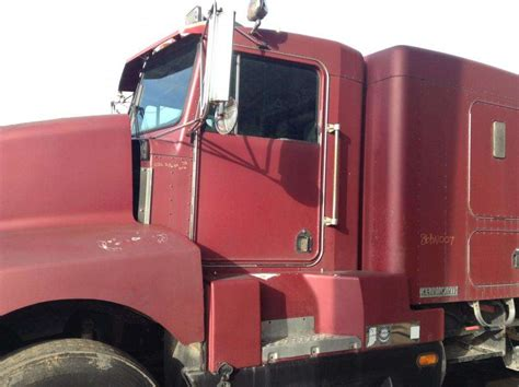 kenworth t600 for sale in canada 1986 kenworth t600 cab for sale spencer ia 24527526