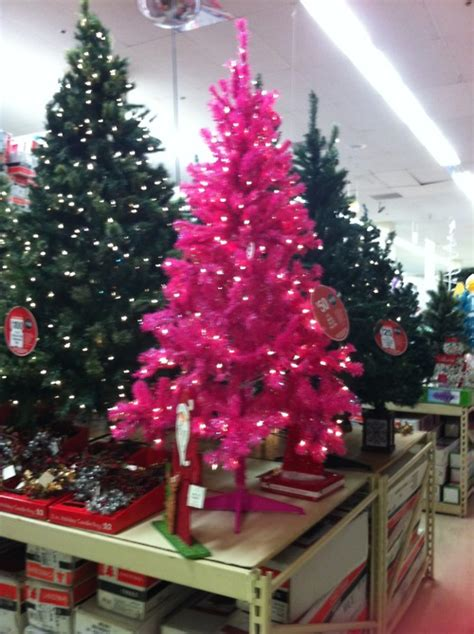 hot pink christmas tree 171 mission mission