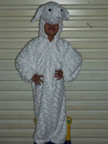 Harga Baju Kostum Anak Corak Binatang by Bksb 015 Baju Kostum Binatang Domba Rp 185 000 Toko