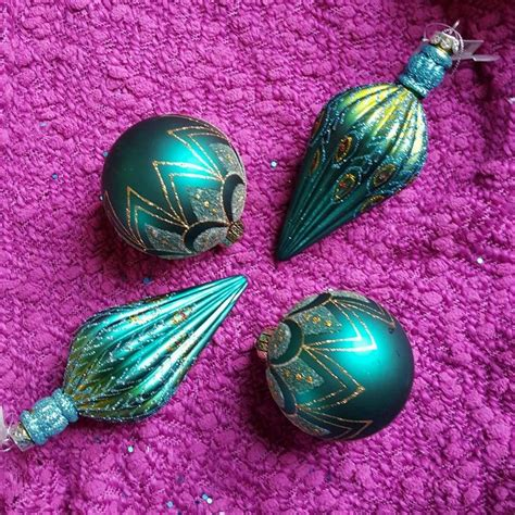 mercury glass christmas tree and teal 17 best images about peacock themed on mercury glass turquoise and