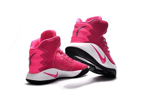 nike hyperdunk 2016 pink womens basketball shoes