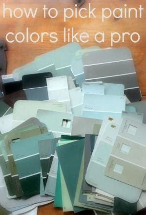 how to your paint colors