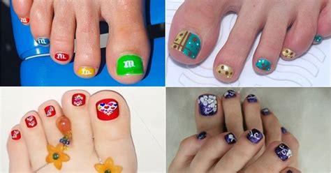 imagenes uñas pies decoradas todo sobre manos y pies como tener u 241 as de los pies sexys