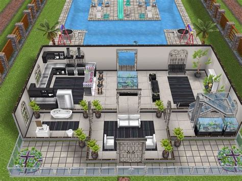 sims house ideas 174 best sims freeplay house design ideas images on