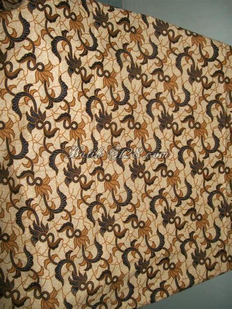 Kain Brukat Kode 267 agen kain batik murah berkwalitas motif kembang kantil asli pakem keraton asli k267