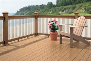 Ideas For Deck Handrail Designs Wood Deck Railing Ideas Architectural Design