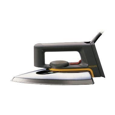 Iron Setrika Listrik Philips Hd 1172 Pelayanan Terbaik jual philips iron hd1172 hitam setrika listrik harga kualitas terjamin blibli
