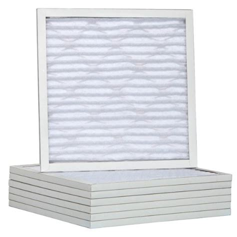 10 x 10 air conditioner filters eco aire 20 x 21 1 2 x 1 premium merv 8 pleated air