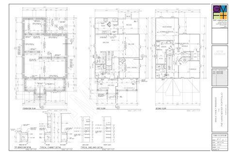 plan set sle plan set gmf architects house plans gmf