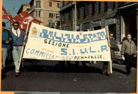polizia municipale napoli ufficio contravvenzioni foto roma cgil silp cgil ruolo dei sindacati sindacato
