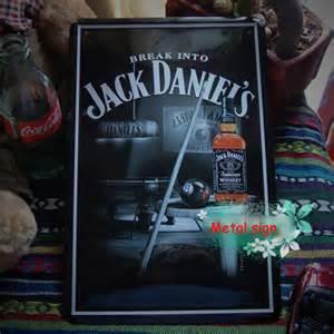Jack Daniels Home Decor by Vintage Art Metal Wall Panels Decor Jack Daniels Metal