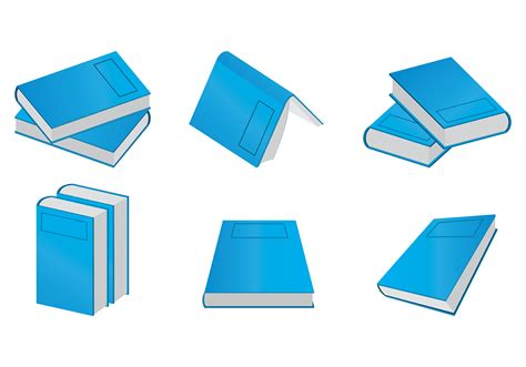 clipart libro blue libro vectors free vector stock