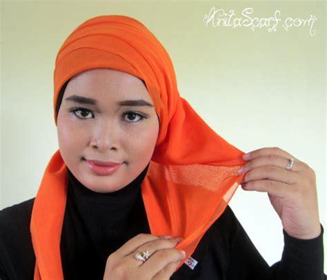 tutorial hijab by wardah hijab tutorial dewi sandra di iklan wardah tutorial
