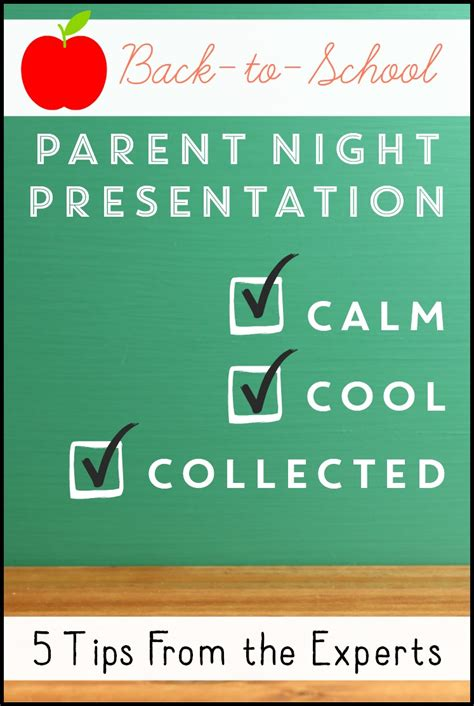 calm cool collected parent night calm cool and collected erin wing