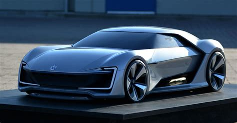 volkswagen sports car vw gt ge is a company sponsored thesis for sports ev
