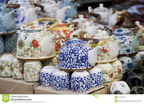 Set For Sale Tea Set For Sale Royalty Free Stock Photo Image 11409815