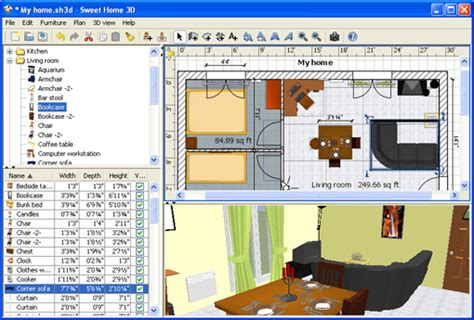 most valuable software sweet home 3d never been easy to sweet home 3d build your house with floor space planning