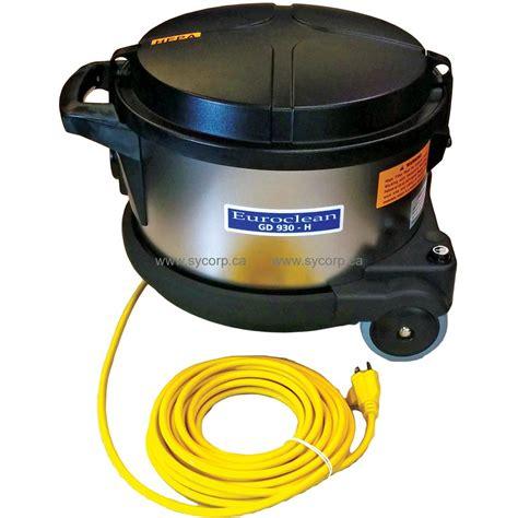 Hepa Vacuum Abatement Hepa Vacuums Nilfisk Euroclean Gd930 Hepa