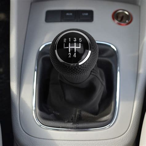 Vw Gear Shift Knob by 5 Speed Gear Shift Knob Lever Shifter Gaitor Boot For Vw