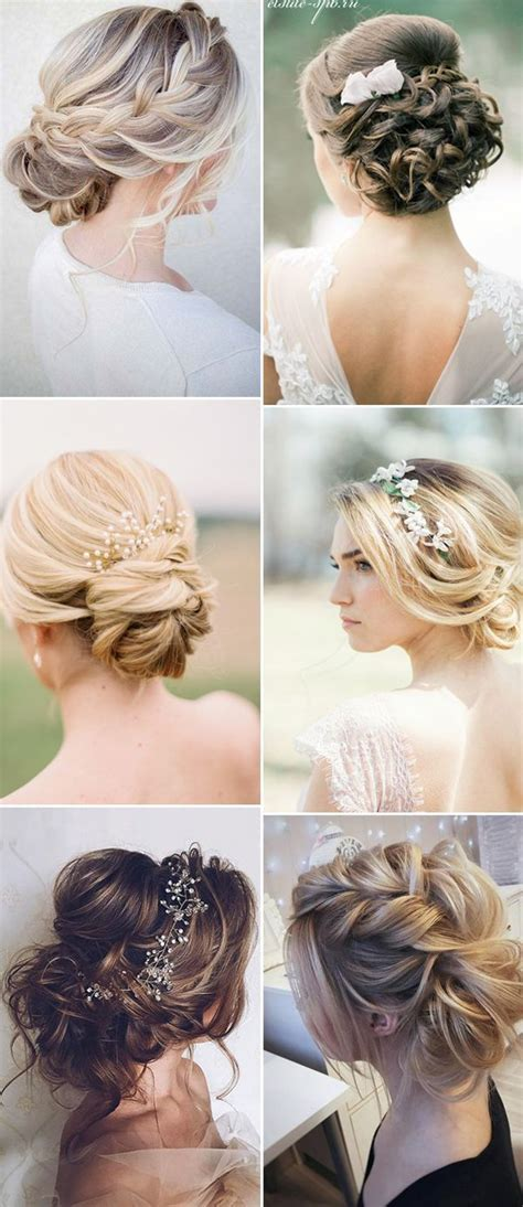 Wedding Day Updo Hairstyles by Best 25 Wedding Updo Hairstyles Ideas On